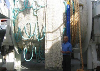 Trawling - Netmark netting