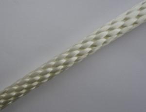 Spiral braided twine