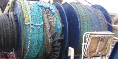 Trawling nettings Polymax nettings