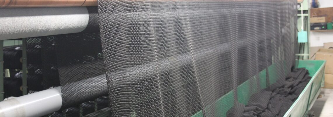 Aquaculture Dyneema net - produced bare Netmark