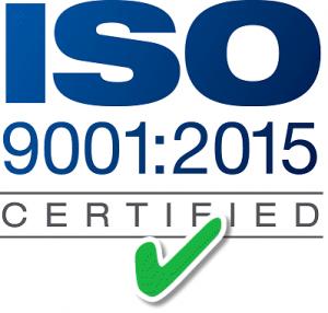 Netmarkas is ISO 9001:2015 certified